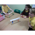 Predict which of our bridges will hold the most