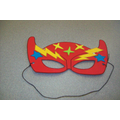 Superhero Face Mask - Art Room Activity