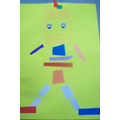 Robot Bits Crafts - Hall Activity