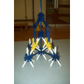 K-Nex Model Building - Hall Activity