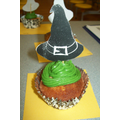 Witches Cup Cake - Hall Activity