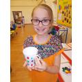 Mug Decorating Painting Craft