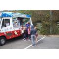 Ice Cream Van Visit