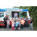 Ice Cream Van Visit - 1st Week