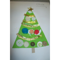 Christmas Tree Craft - Art Room Activity
