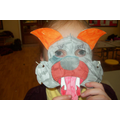 Wolf Mask The Three Little Pigs - Hall Activity