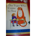 The Tiger Who Came to Tea - Mrs Kennedy