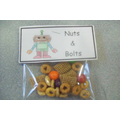 Nuts & Bolts - Hall Activity