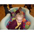 Fun in the ball pool
