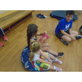 Pass the Parcel Game