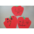Apple for Teachers - Art Room Activity
