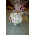 Decorate a Piggy Bank - 4th Week