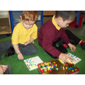 Counting and making patterns
