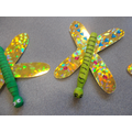 Butterfly Peg Craft