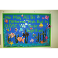 Art Room Display Board - September 2015