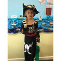 All set for Pirate day