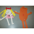 Goldilocks & the Three Bears - Art Room Activity