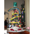 Christmas Tree Festival entry 2017