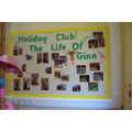 Hall Display Board - April 2016