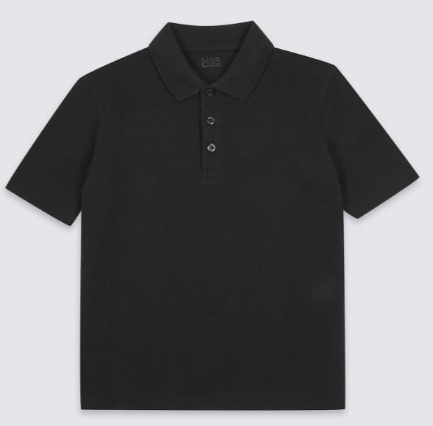 Polo shirt - plain