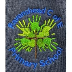 Crew neck sweatshirt - school logo £10.95