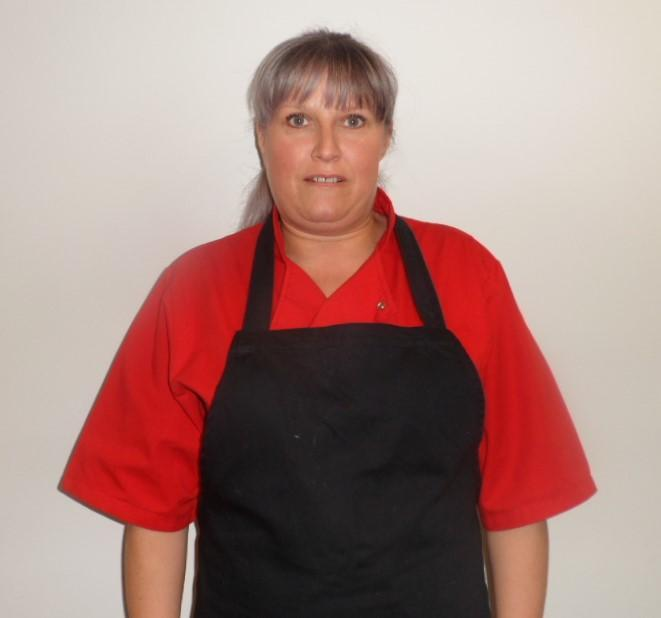 Mrs K Martin Kitchen Assistant