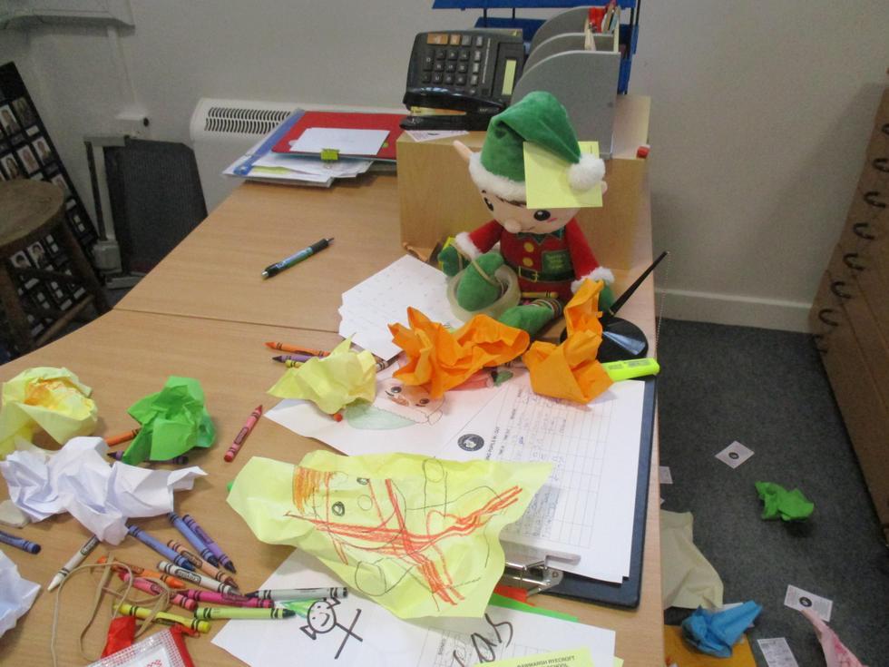 07.12.17 - Oh no look at that mess!