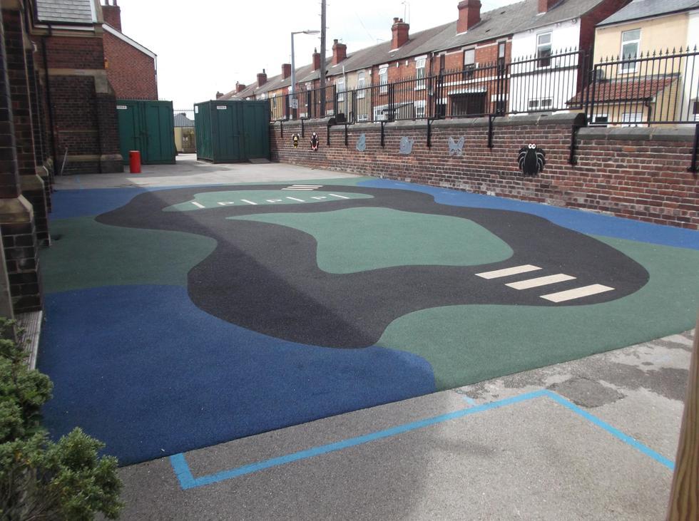 Foundation Play Area