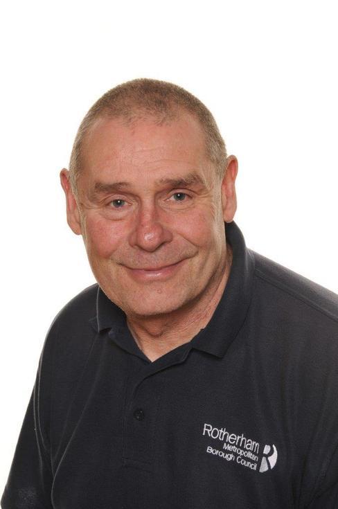 Mr M Hoyle - School Caretaker