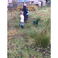 We enjoyed playing owl eyes hide and seek today.