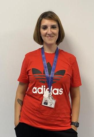 Samantha Alladin (Class Teacher)