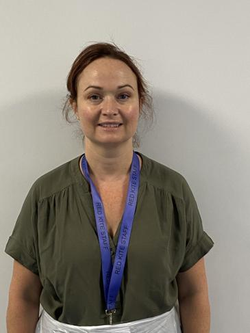 Lynsey Griffiths - Wolves Class Teacher