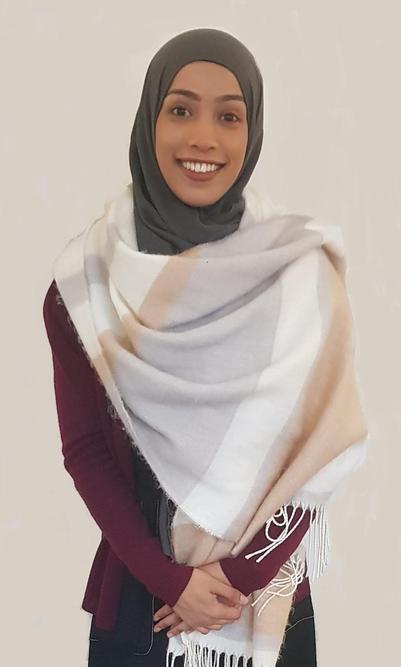 Yasmin Salah- Parent Governor