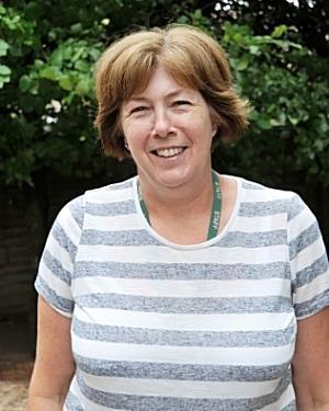 Lyn Shorland - Staff Governor