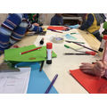 Crafts and Mark Making at Breakfast Club