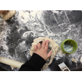 BBS making Salt Dough shapes and decorations
