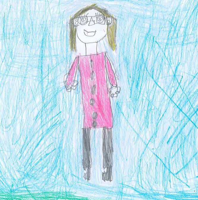 Miss. J. Hickman - Dobby Class teacher