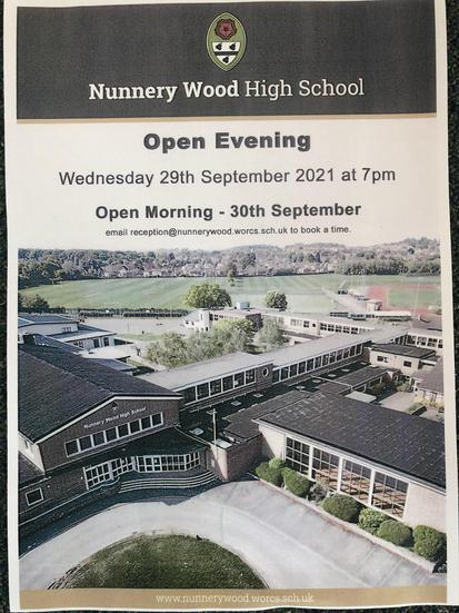 Nunnery Wood High School