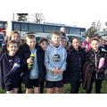 Our cross country runners