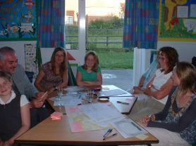 Staff, parents, governors and pupils worked together on our mission statement and aims.