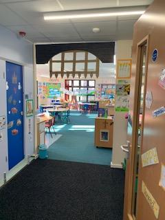 Entrance to Class 1