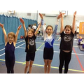 Our gymnastic stars