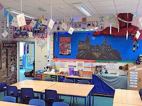 Our immersive classrooms.