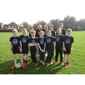 Our Year 5/6 tag rugby players