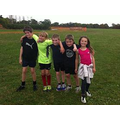 Our Cross Country competitors