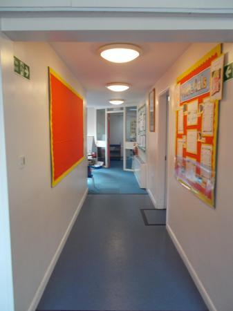 Corridor to 1D