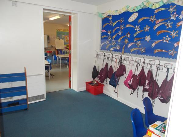 Class 1D Cloakroom