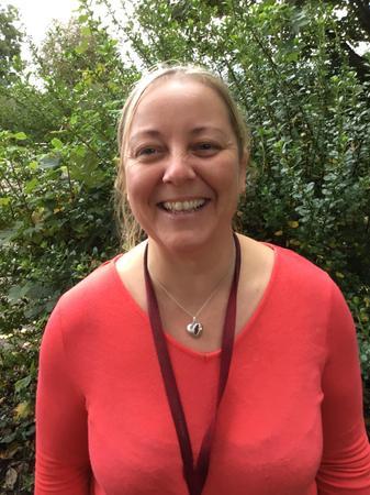 Mrs Allen (high level teaching assistant)