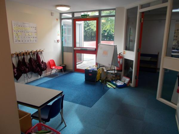 Year 1 Teaching Area