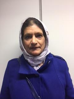 Mrs Shah - Infant School Supervisor